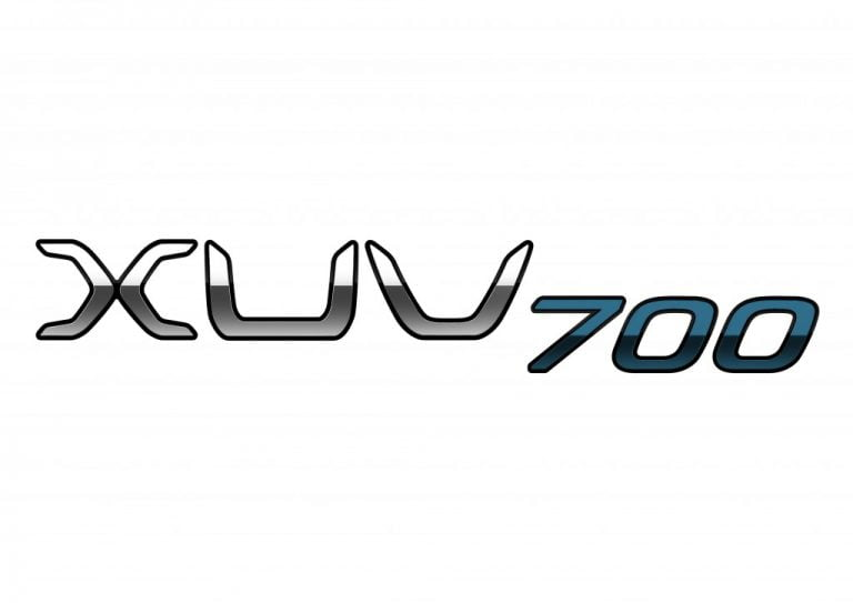 Mahindra Announces The Brand Name And Logo Of Its Global SUV; XUV700 – Arrival In 2022!