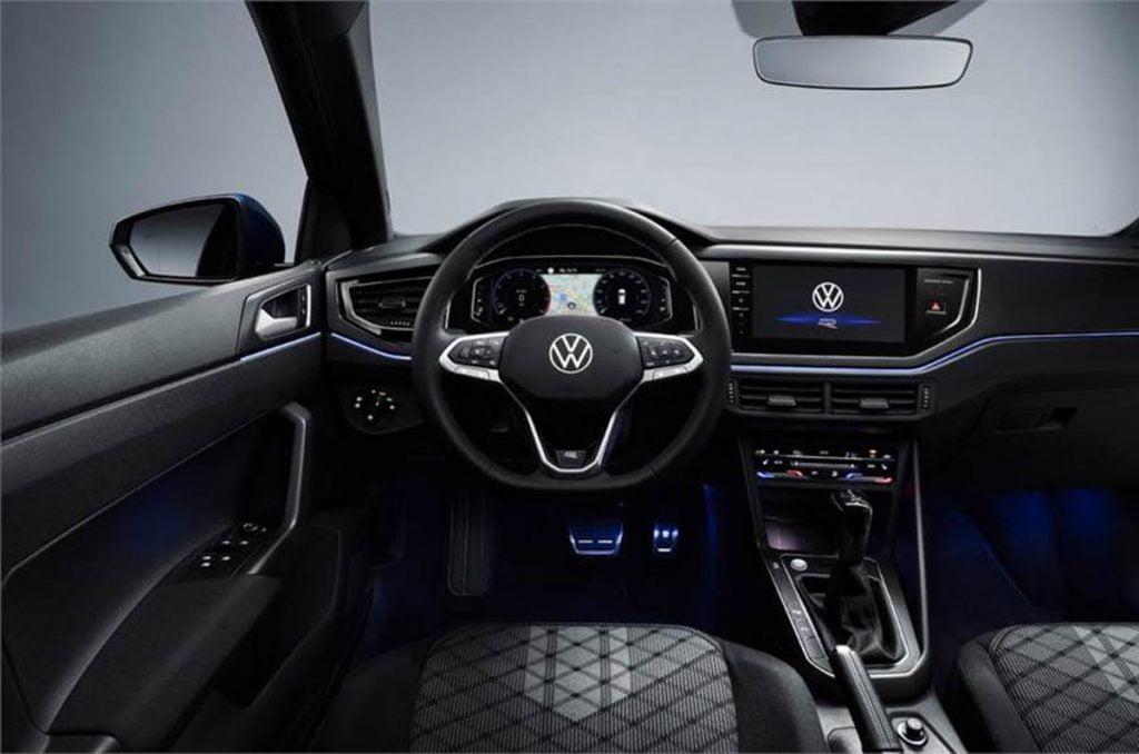 2021 VW Polo Interior