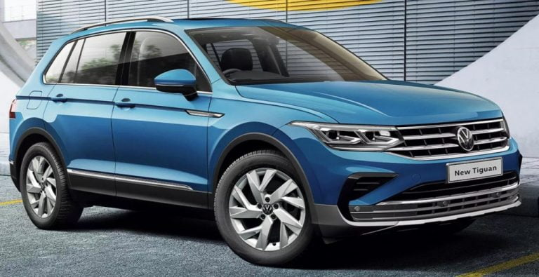 2021 VW Tiguan Unveiled – Engines, Features, Safety And More!