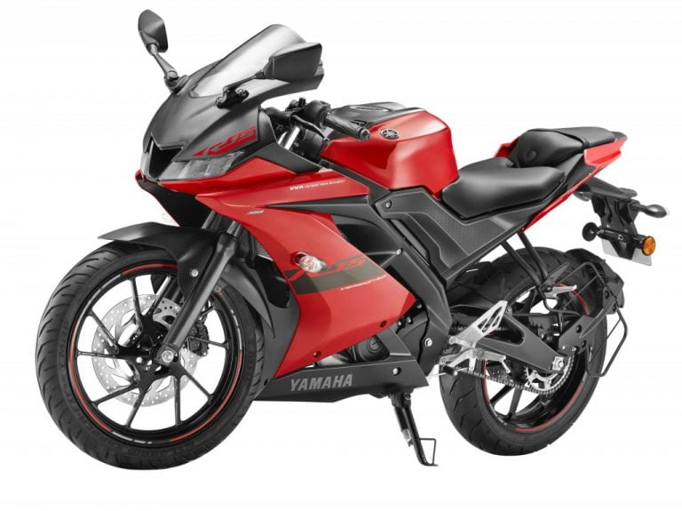 Yamaha Launches YZF R-15 Version 3.0 In Metallic Red – All You Need To Know!
