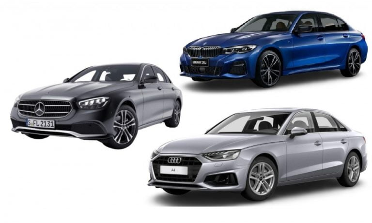 Luxury Car Sales Saw 42% Decline In Sales In FY21- Mercedes, BMW, Audi And More!