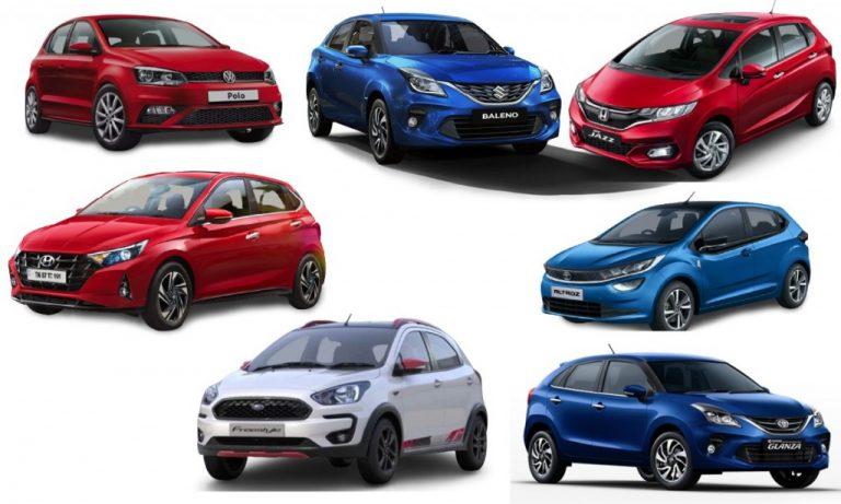 Premium Hatchback Segment Sales Report April 2021 – Baleno, i20, Altroz, Jazz And More!