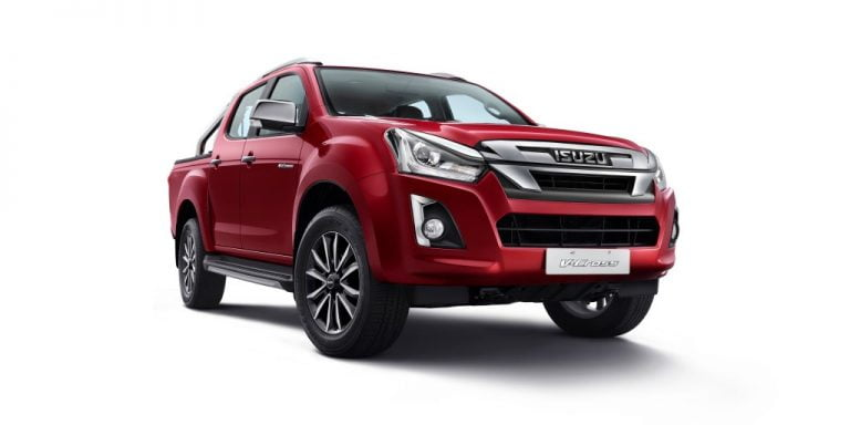 2021 Isuzu V-Cross And MU-X Launched With New Variants – Hi-Lander And Z!