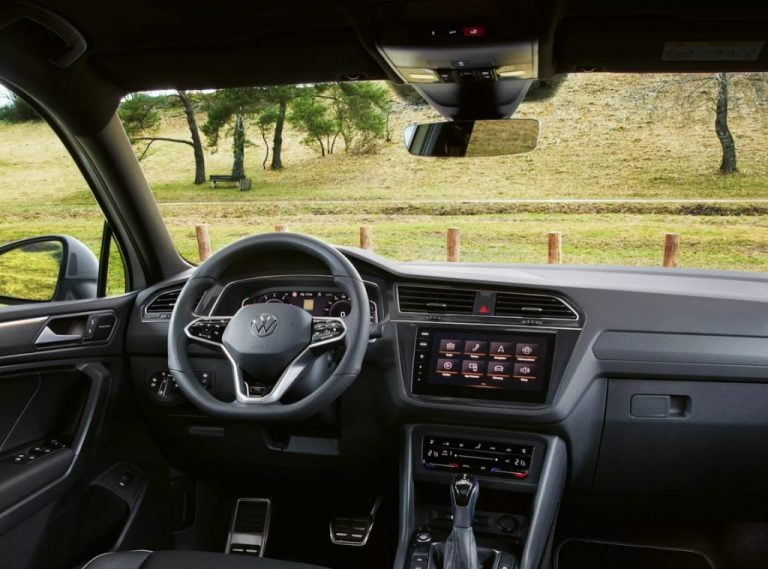 2021 Volkswagen Tiguan Allspace Unveiled- Features, Specs ...