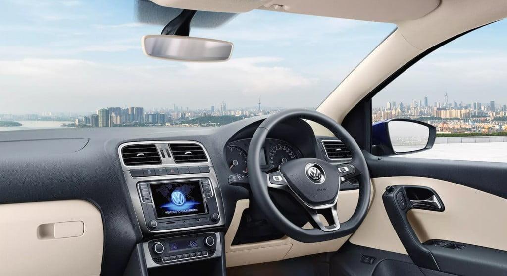VW Vento Interiors
