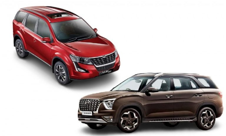 Hyundai Alcazar vs Mahindra XUV500 – Engines, Prices, Specs, Features, Safety Comparison!