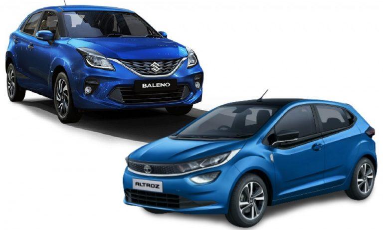 Maruti Suzuki Baleno vs Tata Altroz – Engines, Prices, Specs, Features, Safety Comparison!