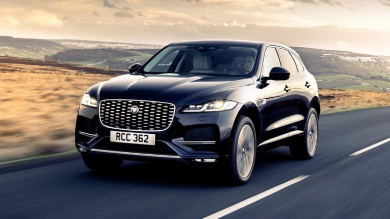 2021 Jaguar F-Pace Launched In India At Rs 69.99 Lakh – All You Need To Know!