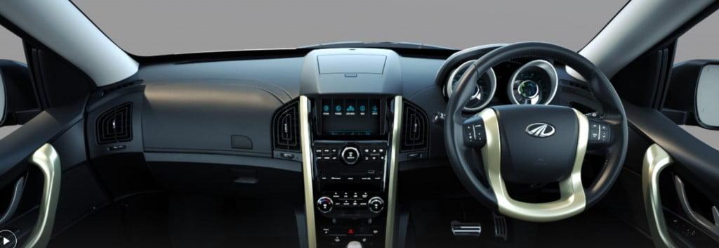 Mahindra XUV500 Interiors