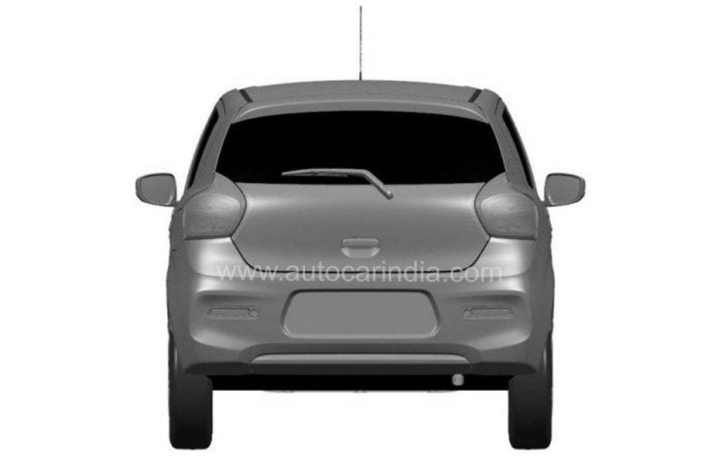 Maruti Suzuki Celerio Design Model