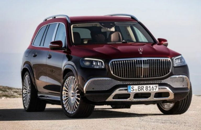 Mercedes-Maybach GLS 600 4MATIC Launched In India At Rs 2.43 Crore!
