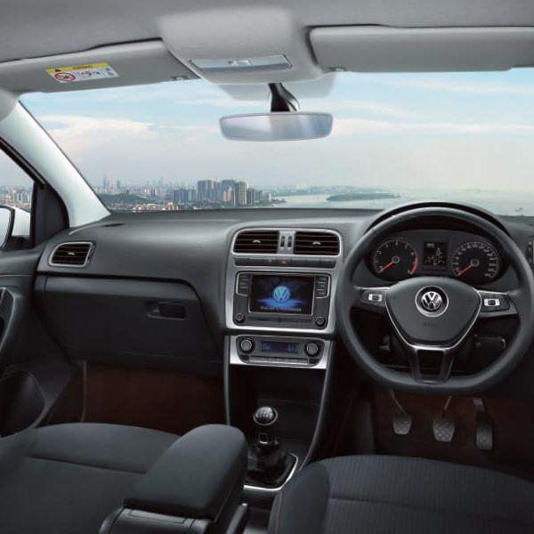 VW Polo Interiors