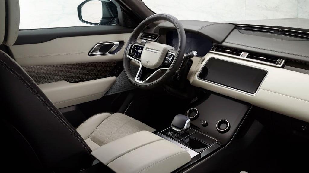 Range Rover Velar Interiors