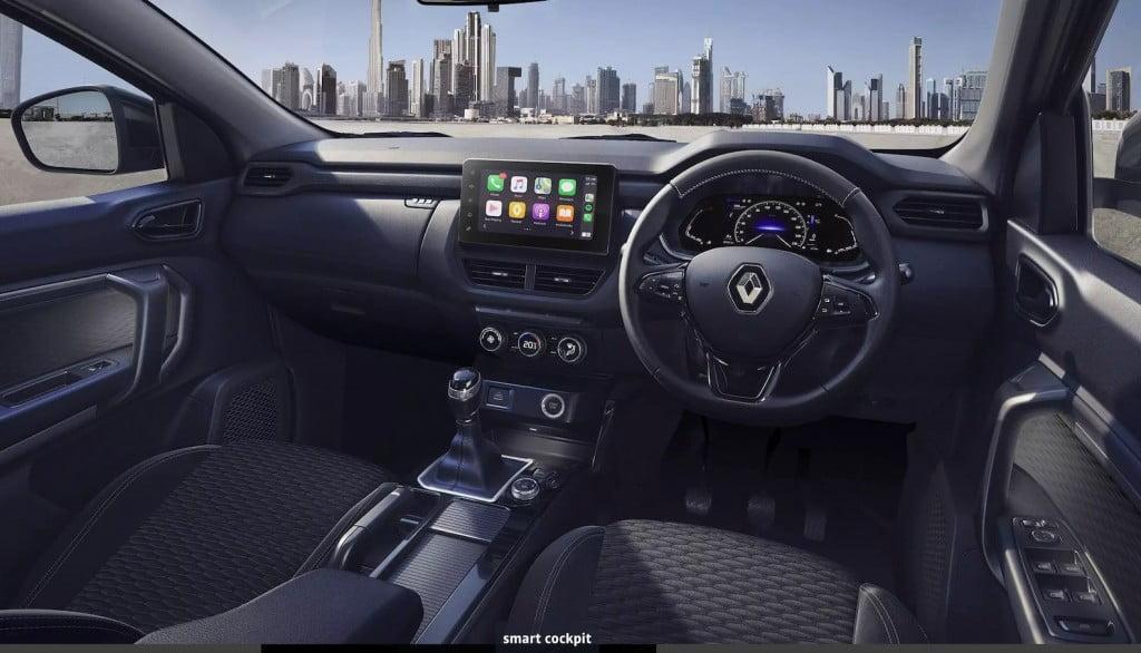 Renault Kiger Interiors