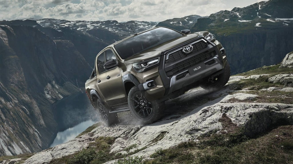 Toyota Hilux Pick up Truck