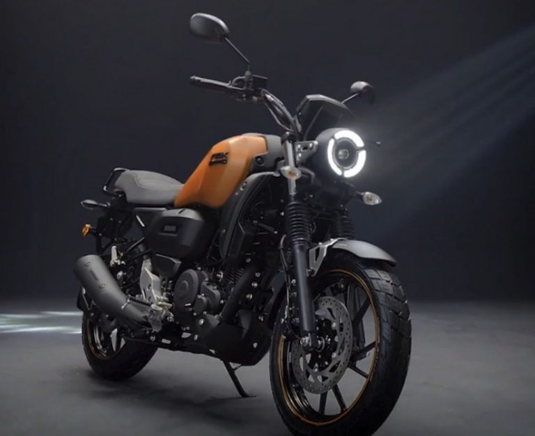 Yamaha FZ-X Launched With Connected Tech- Top Features, Price, Specs And Details