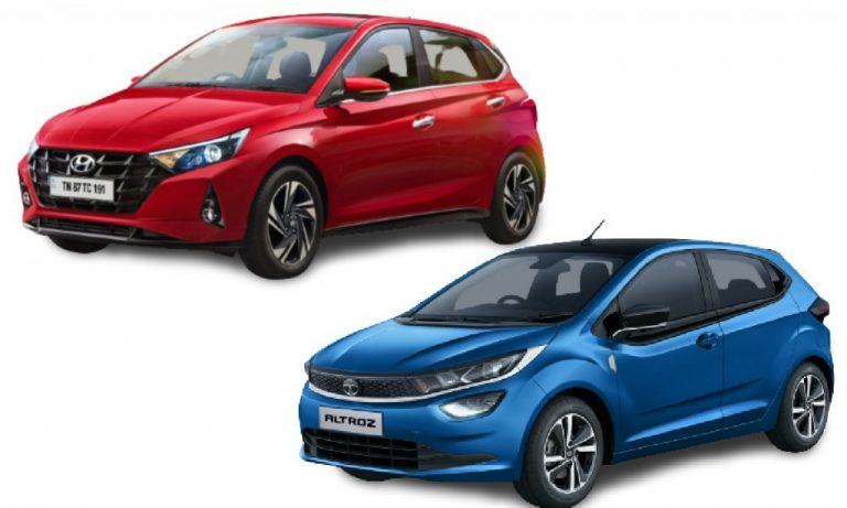 Tata Altroz vs Hyundai i20 – Engines, Specs, Features, Prices, Safety Comparison!