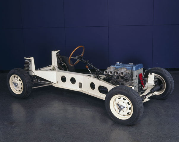Types of Chassis - Backbone