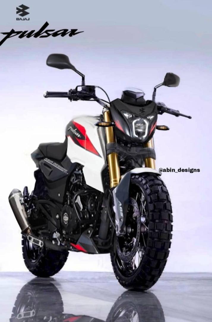 Bajaj Pulsar Adventure Sport Concept Imagined – Looks Production-ready!