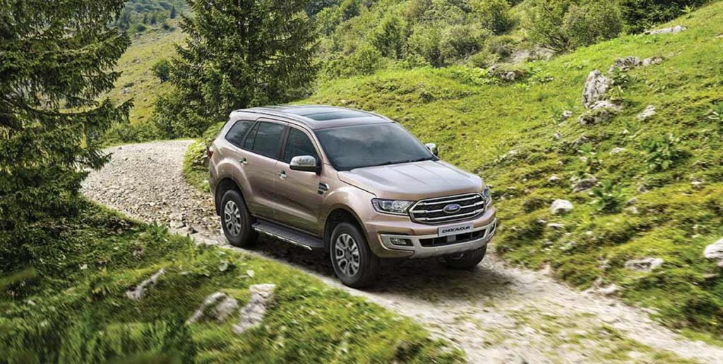 Best Second-Hand 7-Seater Cars - Ford Endeavour