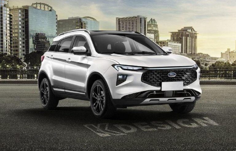 This Is What Ford India's Kia Seltos-rival Could Look Like