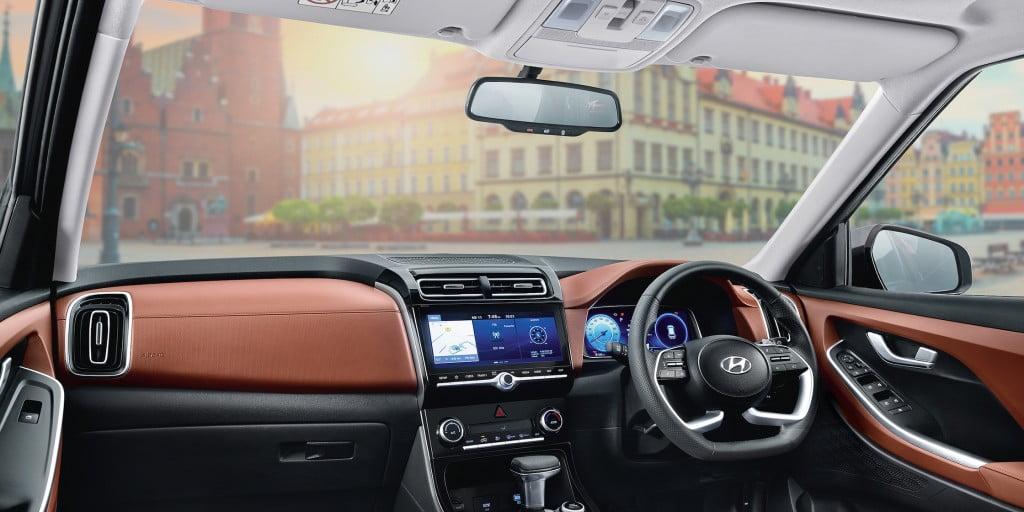 Hyundai Alcazar Interiors