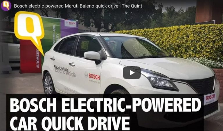 Revealed In 2018, Maruti Baleno EV Is What The Doctor Ordered!