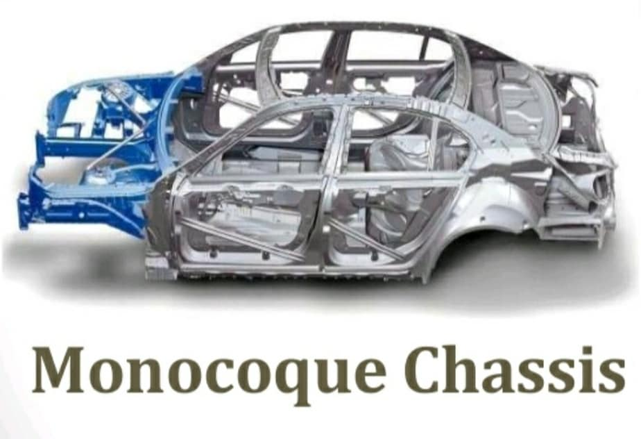 Types of Chassis - Monocoque