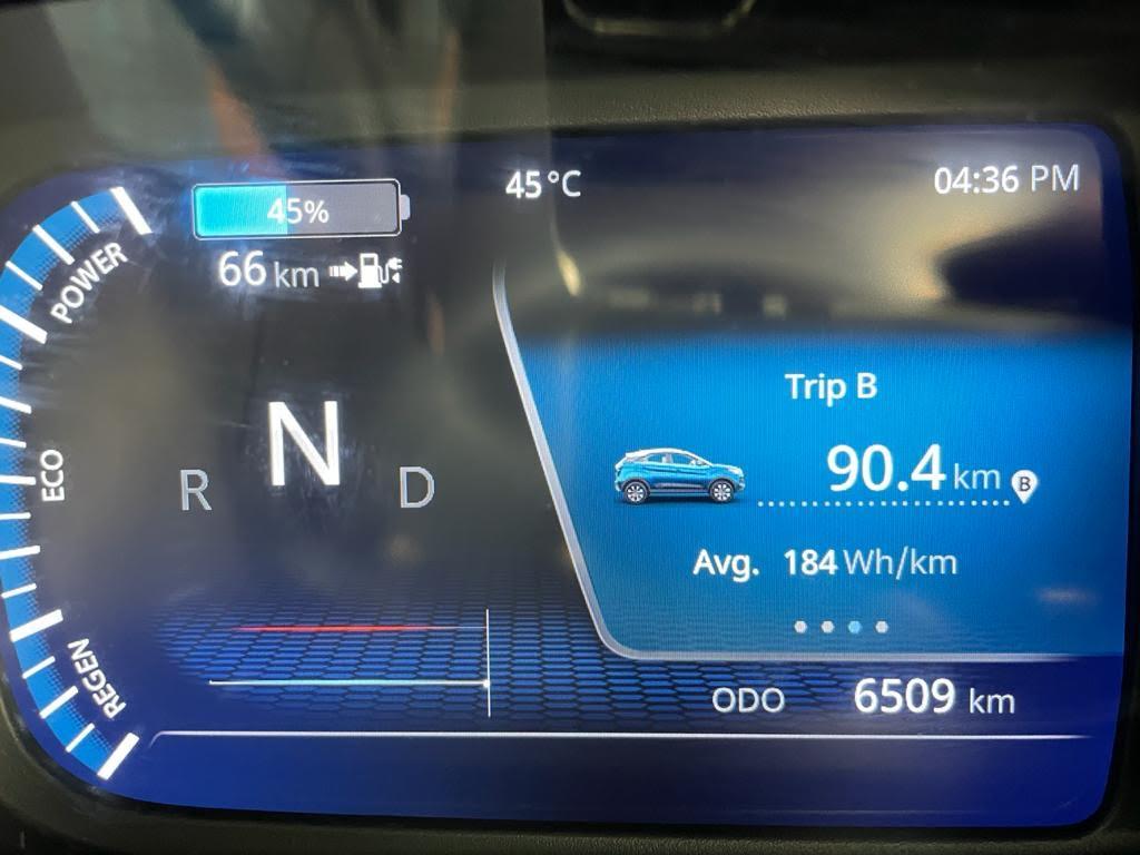 Tata Nexon EV Service Range Issue