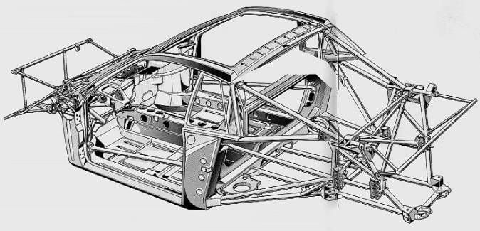 Types of Chassis - Tabular