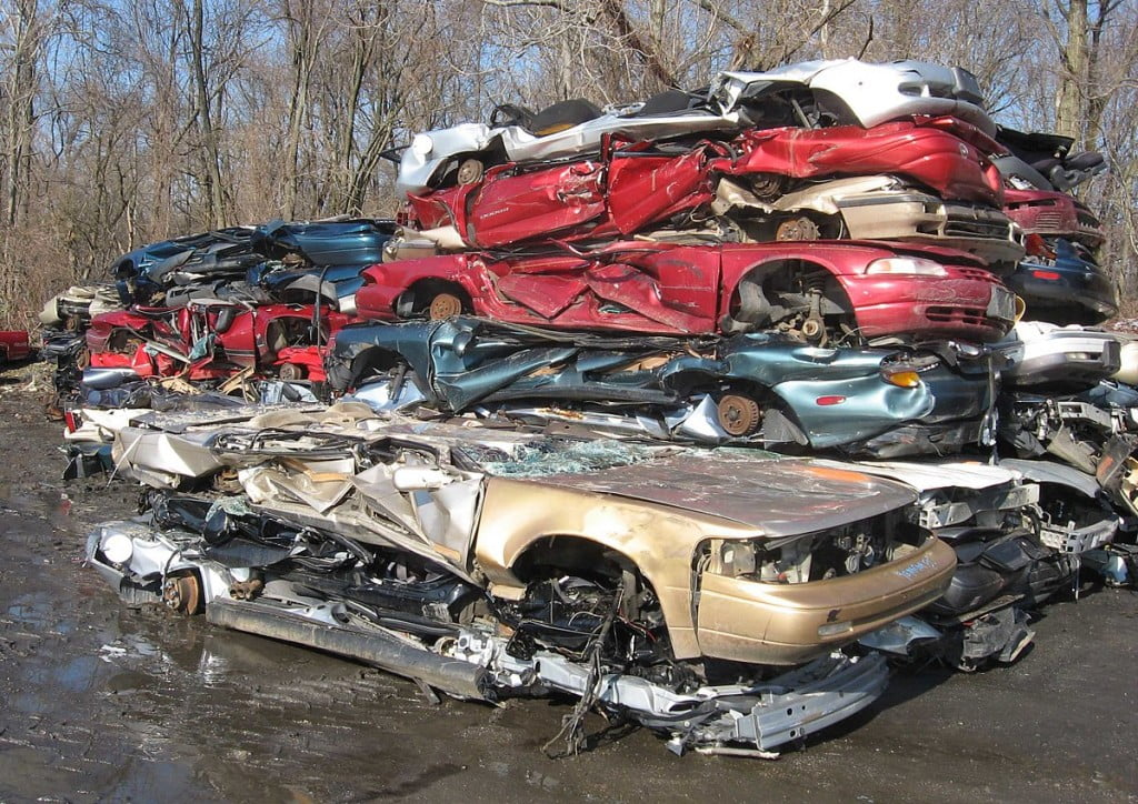 how to reduce vehicle pollution in india car scrapping policy