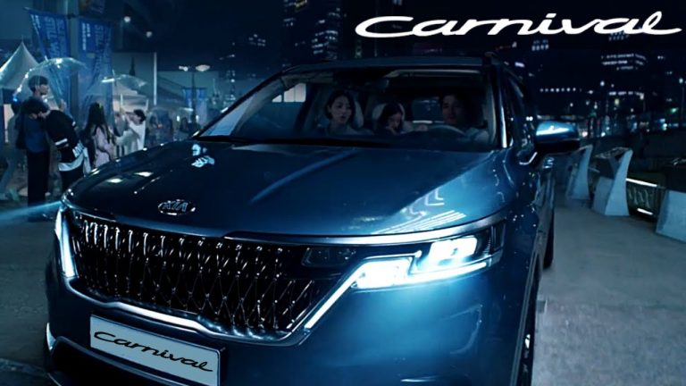 Watch India-Bound All-New Kia Carnival Interior & Features – Video