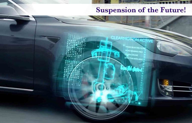 ClearMotion Suspension Technology – Working & Advantages!
