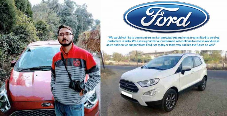 Ford EcoSport & Other to Discontinue After Dealers Stop Taking Bookings