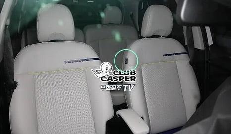 hyundai casper front seat covers interior images