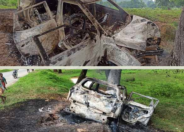 Mahindra XUV300 (5-star NCAP) Keeps Occupants Safe In A HUGE Crash