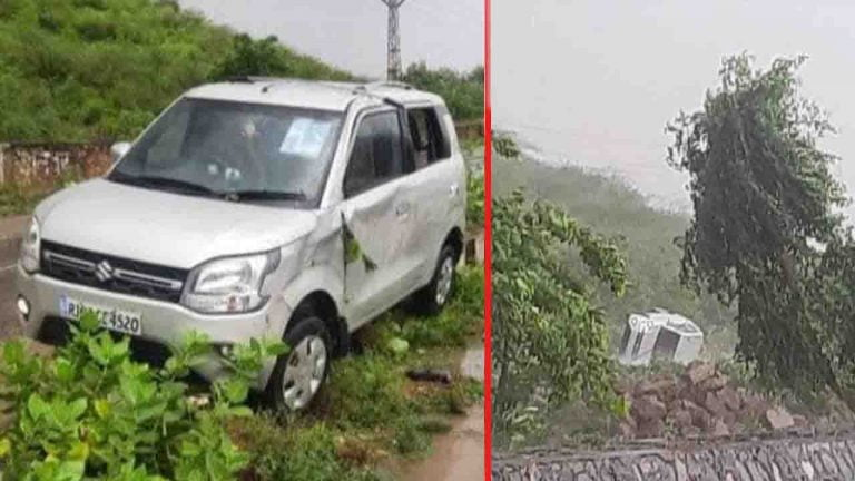 Maruti WagonR Blown Away by Wind – Real or Fake?