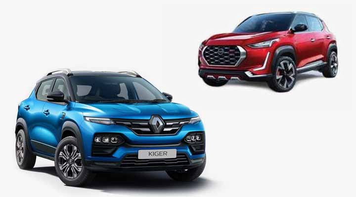After Nissan Magnite, Now Renault Kiger to be Exported From India