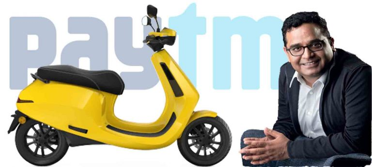 PayTM Founder Books Ola Electric Scooter – Here's How You Can Book One