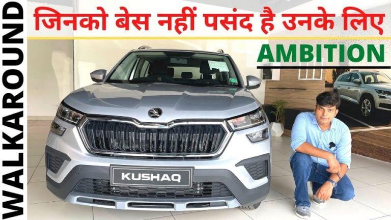 Skoda Kushaq Ambition- The Most Sensible Choice?