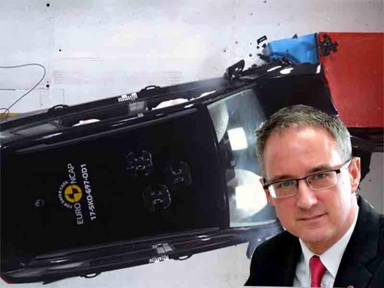 Zac Hollis Confident of High NCAP Rating For Skoda Kushaq