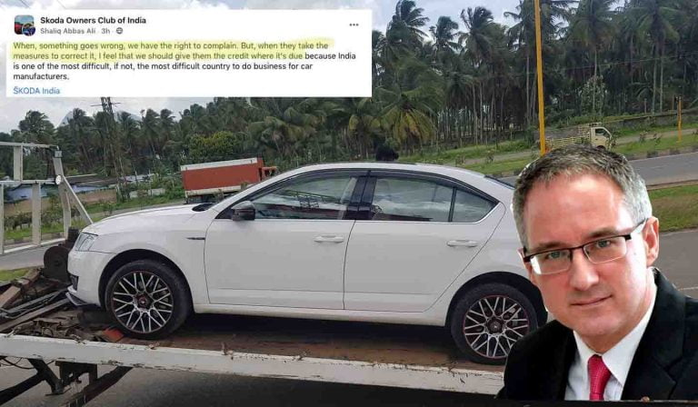 Disgruntled Skoda Octavia Owner Impressed With Intervention From Zac Hollis!