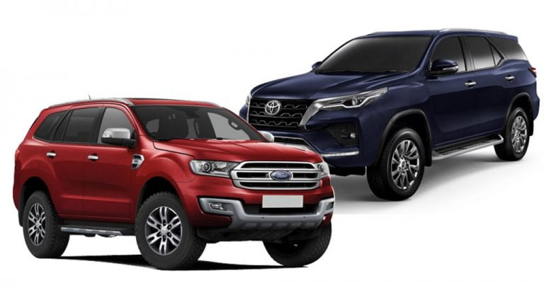 Ford Endeavour Now Rs 3 Lakh Costlier Than Toyota Fortuner!