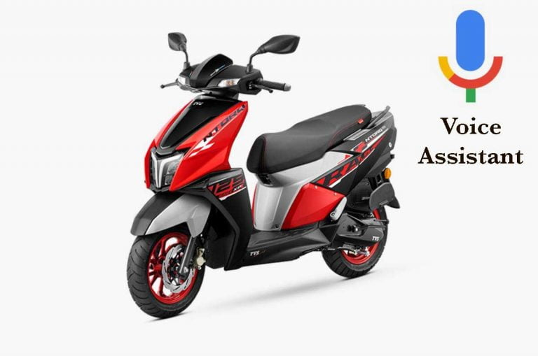 TVS NTorq Race XP Launched – Gets Segment-First 'Voice Assistant'