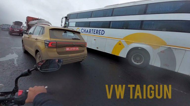 VW Taigun Spotted Sans Camo, Looks Better Than Skoda Kushaq?