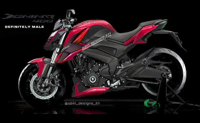 2021 Bajaj Dominar 400 Facelift Visualized – Looks Sharp & Sassy