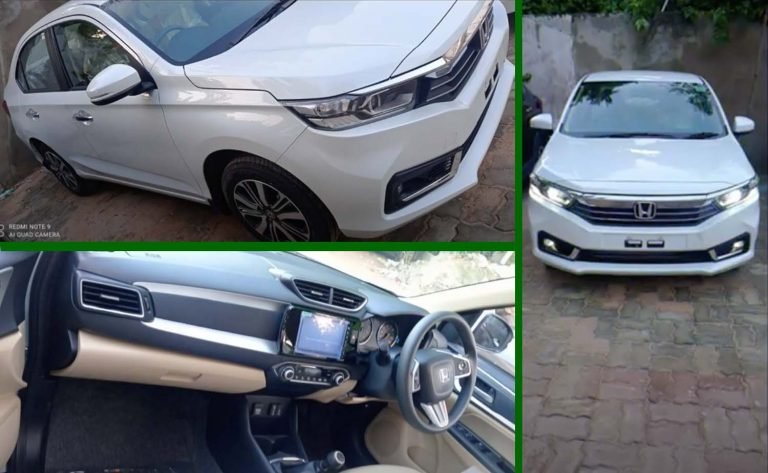 2021 Honda Amaze Facelift LEAKED, Compared with Outgoing Model