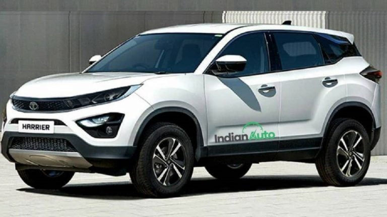 Tata Harrier Facelift Imagined With Altroz Face – Do You Like It?