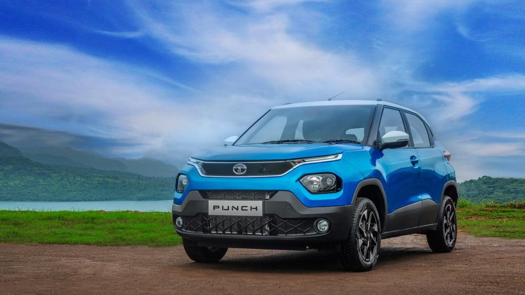 Tata Punch Soft Roading