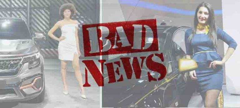 Here's A Bad News For Indian Car and Motorcycle Enthusiasts!